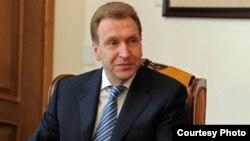 Орусиянын вице-премьери Шувалов