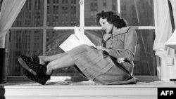 Эдыт Піяф у Нью-Ёрку, 1 красавіка 1950