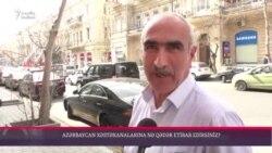 Azərbaycan xəstəxanalarına nə qədər etİbar edirsiniz?