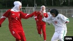 Tehranda keçirilən oyunlardan biri