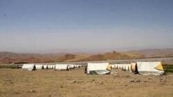 Азия: беженцы из Афганистана