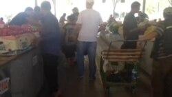 Bazaar in Tashkent