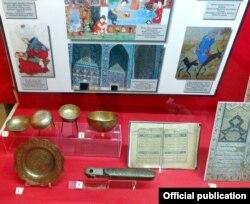 Azərbaycan mədəniyyətinə aid unikal materiallar