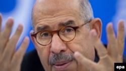 Mohammed ElBaradei.