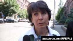 Директор фонда Civilitas Силби Казарян