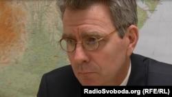 Джеффрі Пайєтт, надзвичайний і повноважний посол США в Україні
