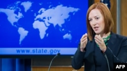 Jen Psaki is to become the White House spokeswoman.