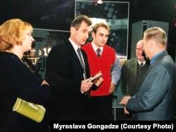 1999 рік, президентські кампанія, після ефіру програми «Епіцентр»