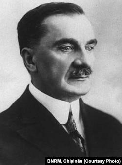 Iuliu Maniu, președintele PNȚ