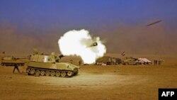 Luftimet në Mosul
