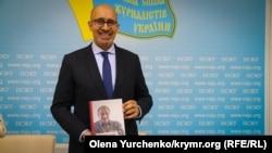 Арлем Дезір, Київ, 20 березня 2018 року