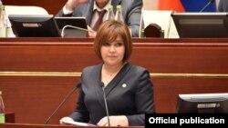 Уполномоченный по правам ребенка в Татарстане Гузель Удачина