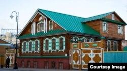 Казанның Татар бистәсендә чәкчәк музее урнашкан бина
