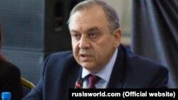 Так Георгій Мурадов прокоментував позбавлення права виступати на форумі ООН у Женеві «представників Криму» з російської делегації
