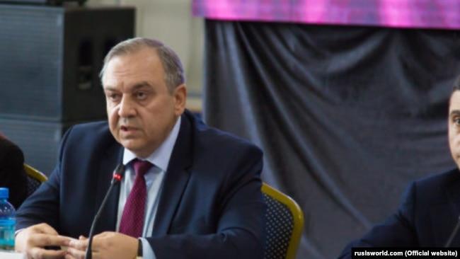 Георгий Мурадов, архивное фото