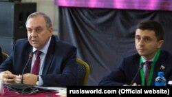 Georgiy Muradov ve Ruslan Balbek