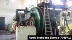 Систем за греење во Клиничката болница во Битола