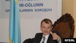 Голова Меджлісу кримськотатарського народу Мустафа Джемілєв