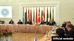 Заседание Совета министров внутренних дел государств-членов СНГ, Ереван, 14 октября 2011 г.