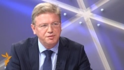 Interview: EU Commissioner Fuele On Moldova