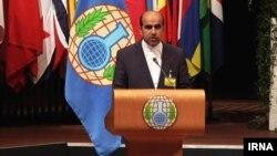علیرضا جهانگیری، سفیر و نماینده دائم ایران در سازمان منع سلاحهای شیمیایی