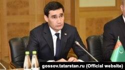 Serdar Berdymukhammedov, Turkmenistan's leader in waiting?
