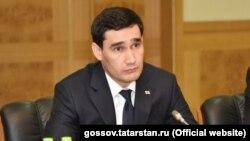 Түркіменстан президентінің ұлы Сердар Бердімұхамедов