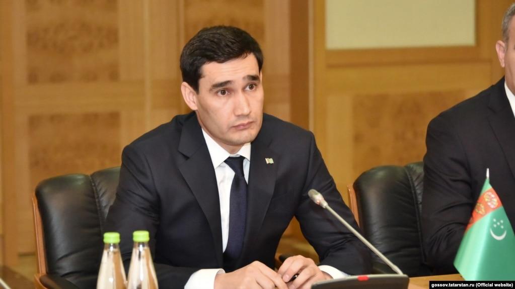 Президент Туркменистана Бердымухамедов назначил своего сына вице-премьером