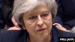 Kryeministrja britanike, Theresa May