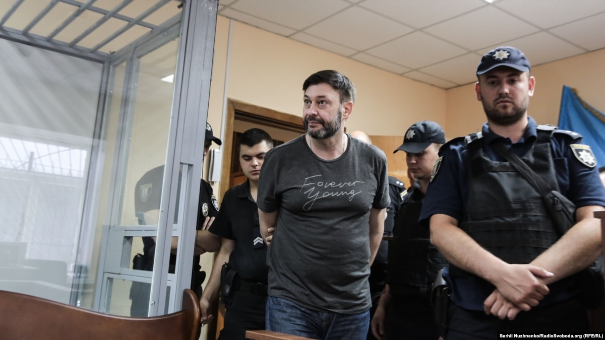 Суд над Вышинским – следующее заседание проведут 15 июля