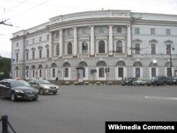 Российская национальная библиотека в Петербурге