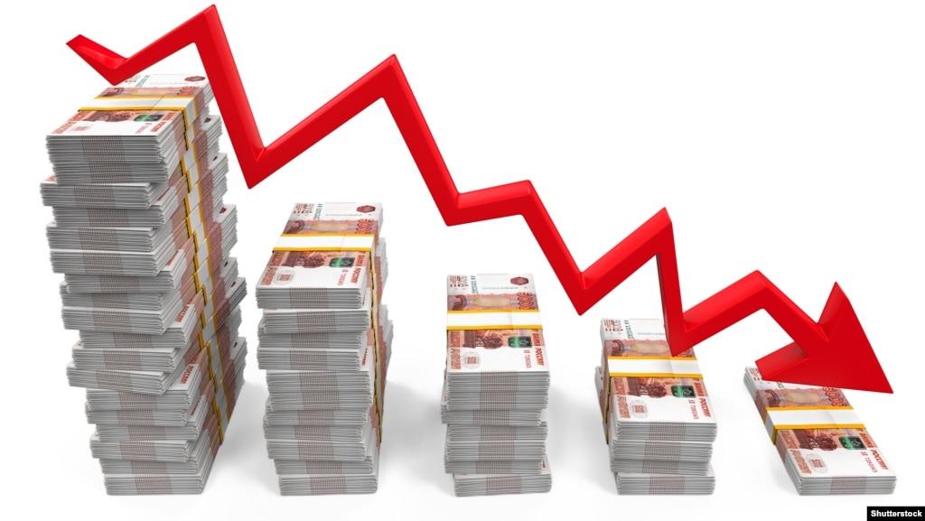 Дефицит федерального бюджета России вянваре— июле составил 1518 трлн руб.