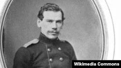 Gənc Lev Tolstoy