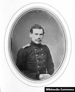 Lev Tolstoyun hərbçi kimi Qafqazda qulluq etdiyi dövrlər.