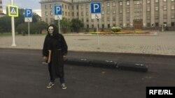 Акция с гробами Дениса Букалова