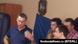 Голодовка сторонников Олега Шеина в Астрахани