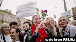 Belarus – Maria Kalesnikava, 29Aug2020
