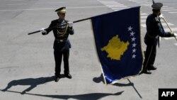 Zastava Kosova - ilustracija