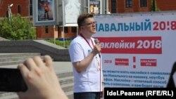Координатор йошкар-олинского штаба Навального Вадим Кремнёв