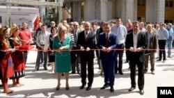 """Отворање на новоизградената катна гаража """"Тодор Александров"""""""