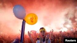 BiH - Argentina: Fudbal i navijači