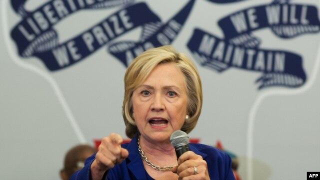 США. Хиллари Клинтон. Айова, 07.07.2015