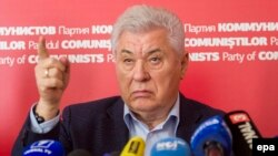 Комунистичкиот лидер, Владимир Вороњин.