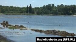 Луганське водосховище