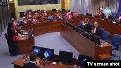 Sudsko vijeće u slučaju Radovana Karadžića