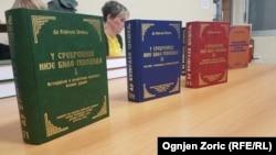 Promocija Šešeljeve knjige o Srebrenici takođe je naišla na osude i kritike