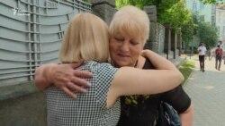 Президент зустрівся із родичами політв'язнів у Росії (відео)