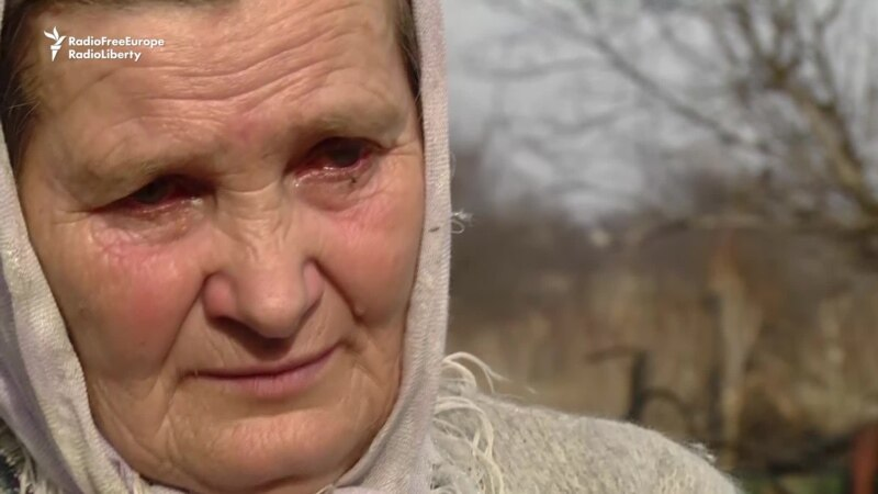 Ukrainian Civilians Suffer Deadly Fallout Of Land Mines