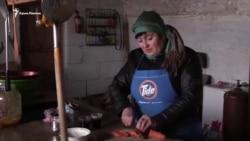 Лица «гражданской блокады» Крыма: активистка из Новоалексеевки (видео)