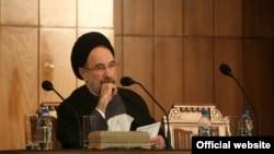 Former Iranian President Mohammad Khatami